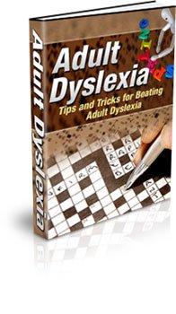 Adult Dyslexia - ebook