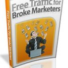 Free Traffic For Broke Marketers - ebook