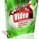 Killer Video Conversions - ebook