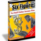 Six Figure No Fluff Online Income Plan - ebook