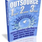 Outsource 1 2 3 - ebook - ebook