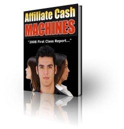 Affiliate Cash Machines - ebook