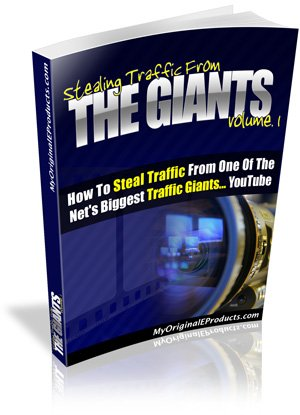 Stealing Traffic From The Giants - ebook