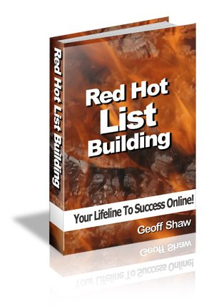 Red Hot List Building - ebook