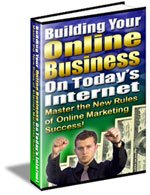 Building Your Online Business - ebook