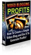 Video Blogging Profits - ebook