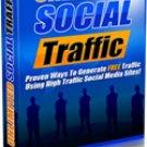 Unlimited Social Traffic - ebook