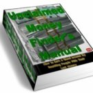 The Money Finders Guide - ebook