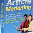 Article Marketing - ebook