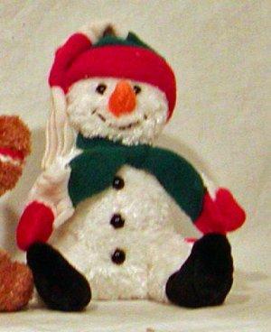 Douglas Cuddle Toys Plush Snowman