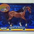 Breyer model horse  #901 Best In Show Arabian, classic scale, new in box