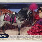 Breyer model horse  #1338 Spanish Flamenco Set, traditional scale, new in box