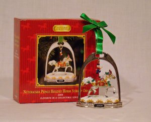 Breyer model horse #700309 Nutcracker Prince Stirrup Ornament, new in box