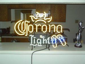 Corona Light Neon