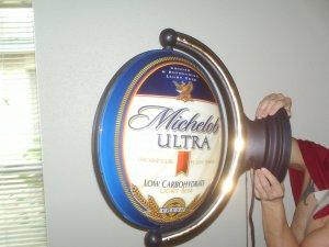 Michelob Ultra Globe