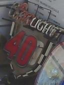 Coors Light #40 NASCAR neon