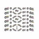 3D Nail Art Decoration Sticker Decal Manicure Floral (NA107)