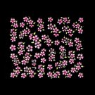 3D Nail Art Decoration Sticker Decal Manicure Floral (NA111)
