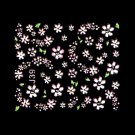 3D Nail Art Decoration Sticker Decal Manicure Floral (NA114)
