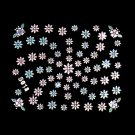 3D Nail Art Decoration Sticker Decal Manicure Floral (NA119)