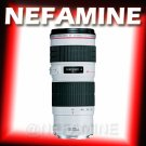Canon 70-200mm f/4 L USM EF Lens 70-200 F4 NEW