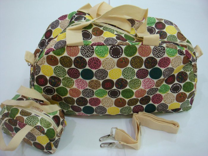 Durable Foldable Trendy Tote/Travel Bag