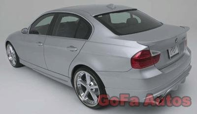 06 07 08 AC STYLE BMW E90 SEDAN 4D TRUNK & ROOF SPOILER-E90ACliproof004-FRA8