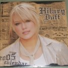 Hilary Duff  2005  Calendar   Brand New  Sealed