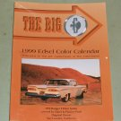 1999 Edsel Color Calender  The Big E Magazine   Edsel Photos