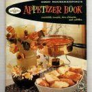 Appetizer Book Recipes  1959  Good Housekeeping