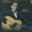Johnny Cash  Sunday Mornin' Comin' Down  Sheet Music  Kristofferson