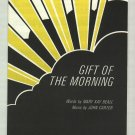 Gift Of The Morning by Mary Kay Beall & John Carter Sheet Music