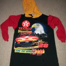 Badger Sportswear Hooded Davy Allison Sweatshirt  Size M -  Nascar  Racing  NEW