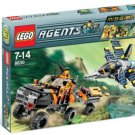 LEGO Agents 8630 Gold Hunt