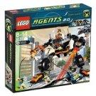 LEGO Agents-8970 Robo Attack