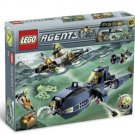 Lego Agents-8636 Deep Sea Quest