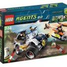 LEGO Agents-8969 4-Wheeling Pursuit