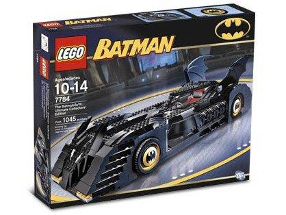 LEGO Batman-7784 The Batmobile Ultimate Collectors' Edition