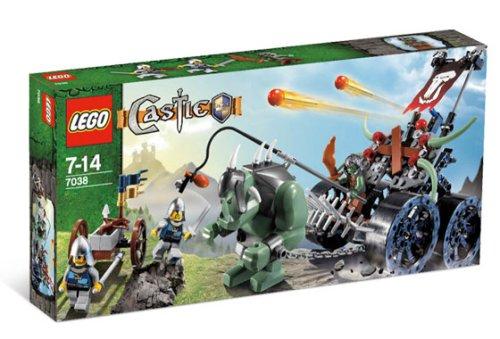 LEGO Castle-7038 Troll Assault Wagon