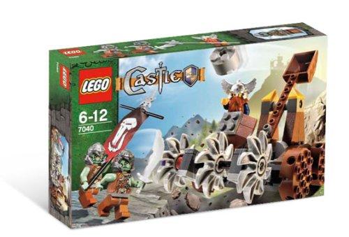 LEGO Castle-7040 Dwarves' Mine Defender