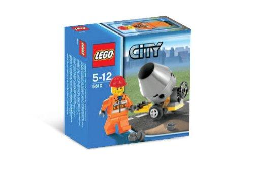 LEGO City-5610 Builder