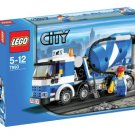 LEGO City-7990 Cement Mixer