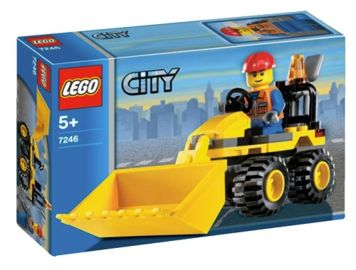 LEGO City-7246 Mini Digger