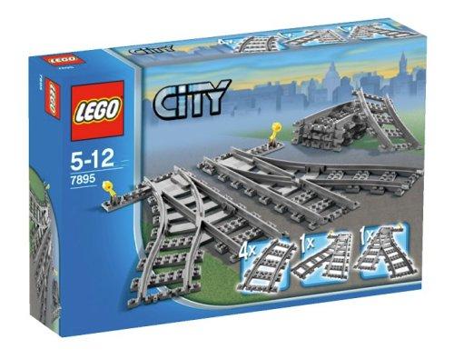 LEGO City-7895 Switching Tracks