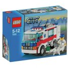 LEGO City-7890 Ambulance