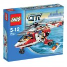 LEGO City-7903 Helicopter Rescue