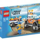 LEGO City-7737 Coast Guard 4WD & Jet Scooter