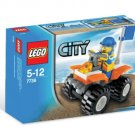 LEGO City-7736 Coast Guard Quad Bike