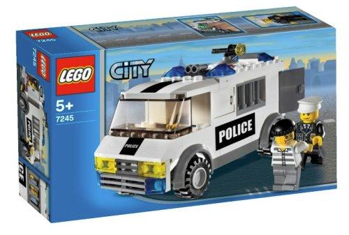 LEGO City-7245 Prisoner Transport