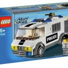 LEGO City-7245 Prisoner Transport